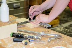 Gartenbänke Holz Bauanleitung und Tipps rustikal massiv selber bauen