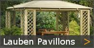 Holzpavillon Lauben Pavillons Gartenlaube