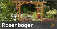 Rosenbogen Halbbogen Torborgen Holz Sortiment entdecken