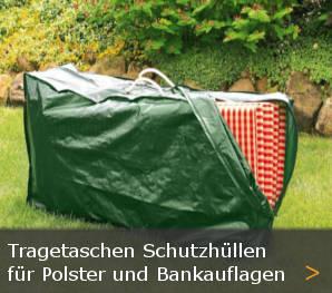 Tragetasche Schutzhülle Bankauflage Sitzpolster Garten Sortiment entdecken